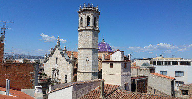 Vista parcial de Benicarló. Jordilroig (Flickr)