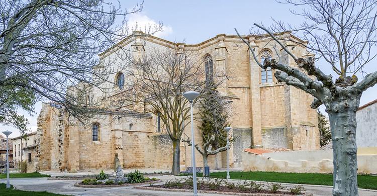 Iglesia en Berlanga de Duero