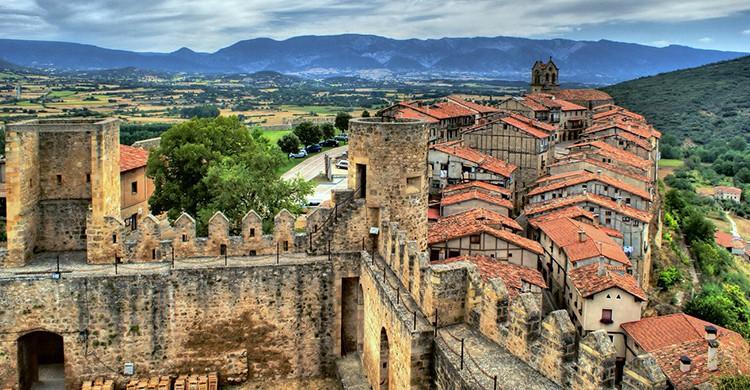 Vistas de Frías, Burgos