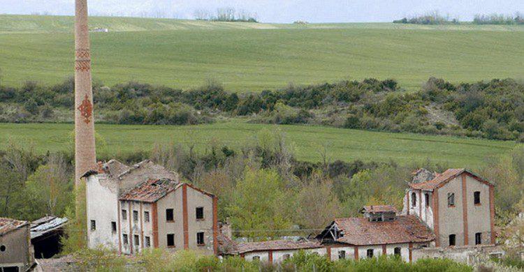 Ekai, Navarra, en primavera