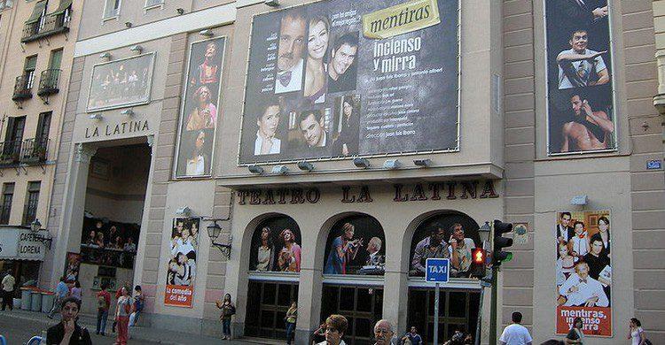 teatro la Latina world gay pride