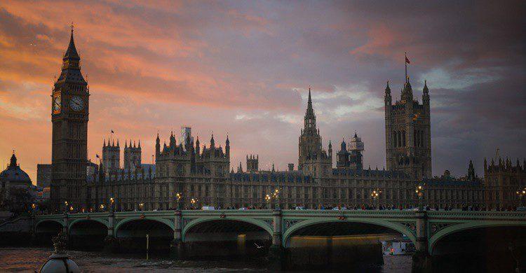 Big Ben de Londres. Martin Hesketh (Flickr)