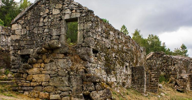 pueblos de Galicia abandonados