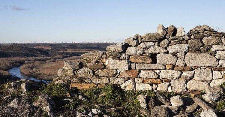 Ermita de San Pelayo en la provincia de Zamora (Fuente: @javierprietogallego.com)