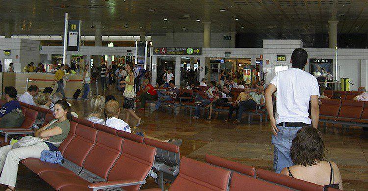 Aeropuerto de Barcelona-El Prat (Flickr)