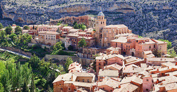 Albarracín entre los mejores pueblos de España (Pixabay)