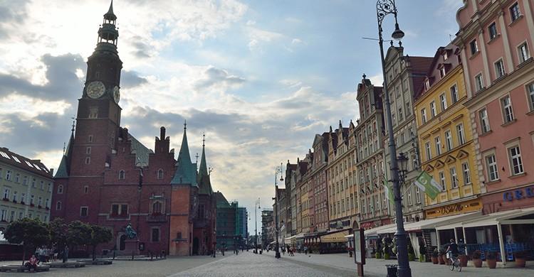 Centro de Wroclaw