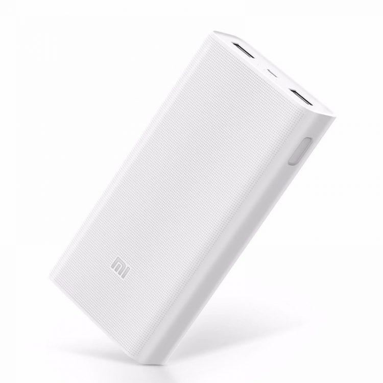 Xiaomi power bank (AliExpress)