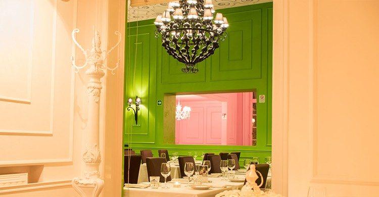 """Mo- Mo Republic, uno de os restaurantes más """"cool"""" de Roma(momorepublic.it)"""
