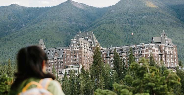 (Web de Fairmont Banff Springs)