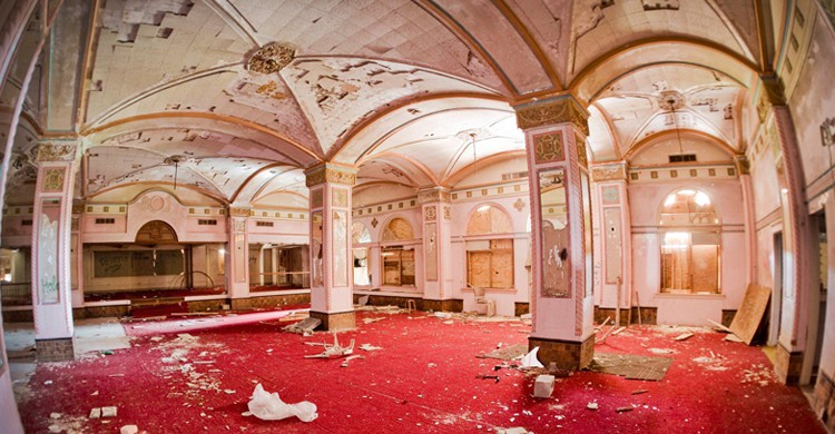 The Baker Hotel (The Baker Hotel, Mineral Wells Texas, Facebook)