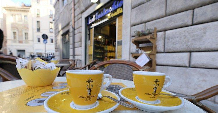 Sant' Eustacchio, el mejor café de Roma(santeustachioilcaffe)