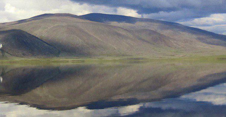 El 'Lago Desesperado' en el ártico (Fuente: Western Artic / Flickr)