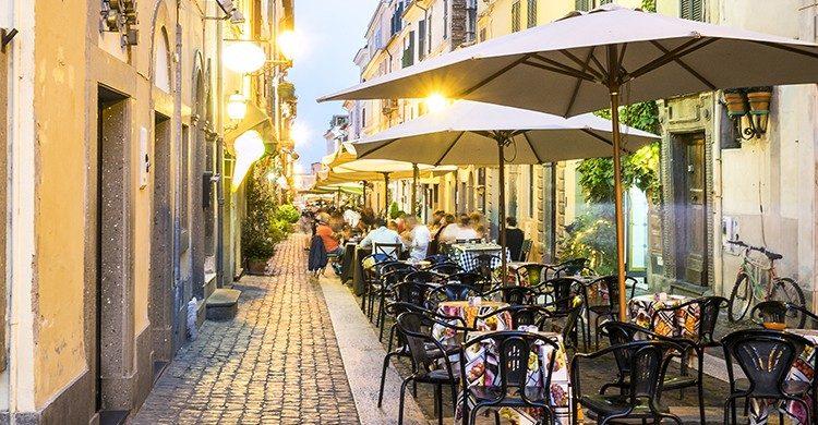 PizzaRé tiene dos establecimientos en Roma. Encuentra el más cercano(Istock)