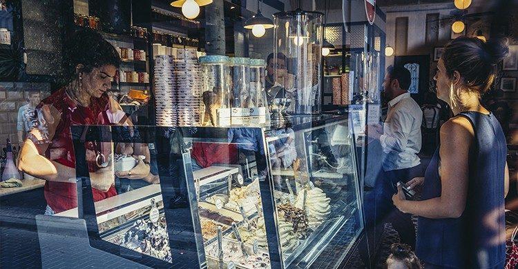 La Gelateria della Palma es de los mejores lugares para probar helados en la ciudad eterna.(istock)