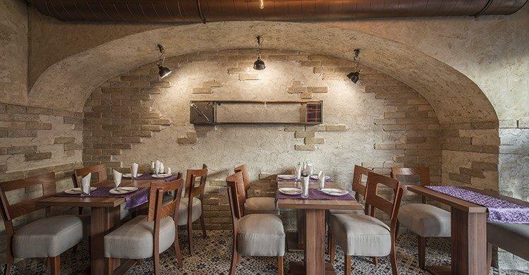 Restaurante típico romano(Istock)
