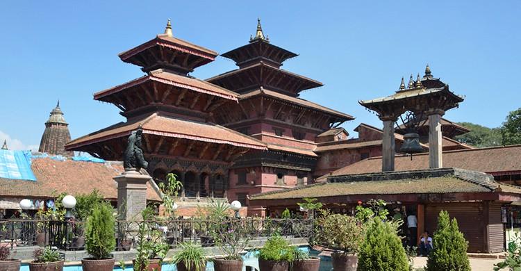 Palacio real de Nepal