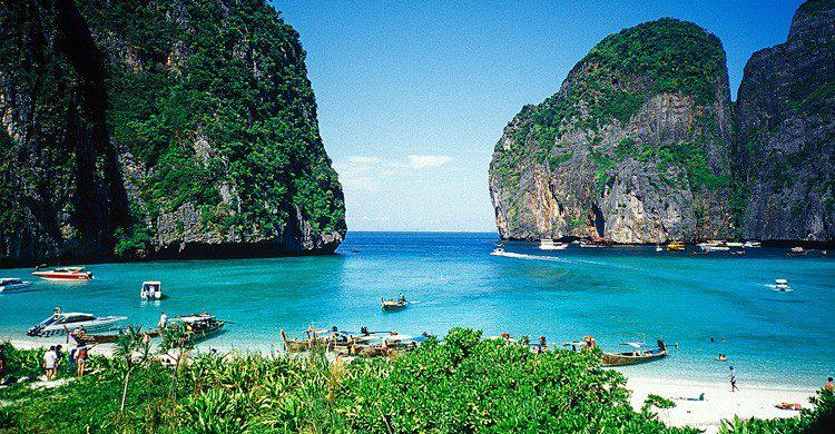 Tailandia para celebrar bodas