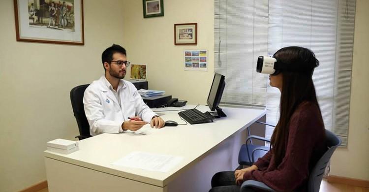 Colaboración entre el Hospital Universitario Vall d'Hebron y Psious (Psious, Facebook)