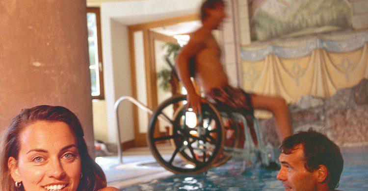Evalúa la accesibilidad de los hoteles (Fuente: Weisseespitza / Flickr)