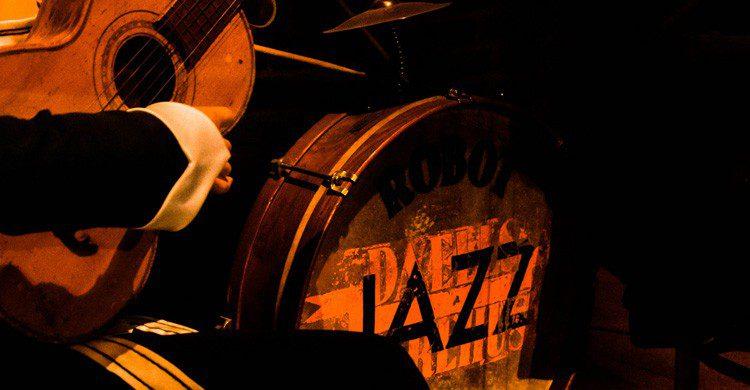 El Jazz es protagonista en Barcelona hasta marzo (Fuente: Maria Eklind / Flickr)