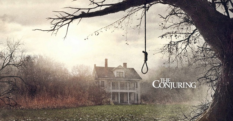 Cartel de The Conjuring Behind the Scenes (Paul Townsend, Flickr)