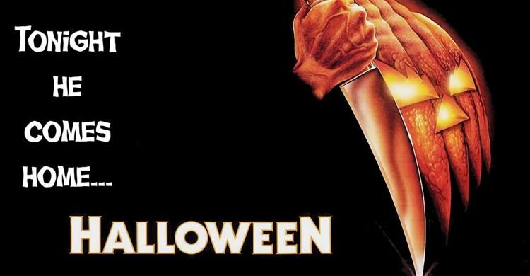 Poster de la película Halloween (Paul Townsend, Flickr)
