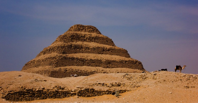 Pirámide escalonada de Zoser (guillemperez, Foter)