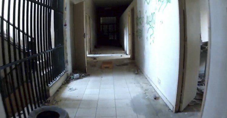colegio abandonado córdoba