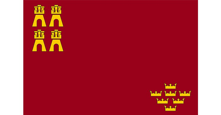 banderas de las comunidades autónomas