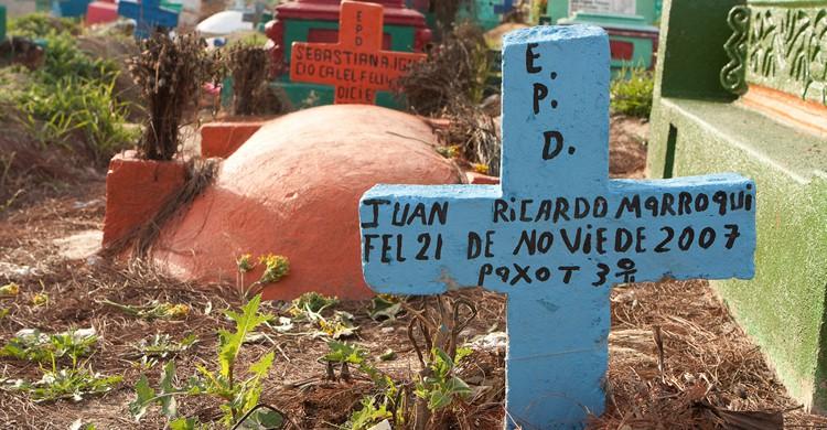 Cementerio de Chichicastenango (David Dennis, Flickr)