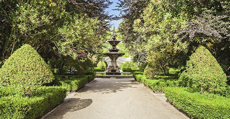 Hecho a medida para el Marqués de Pombal,el Jardín Botánico (Istock)