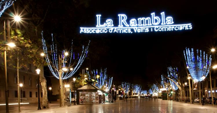 La Rambla, Barcelona (Istock)