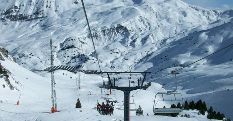 mejores estaciones de esqui