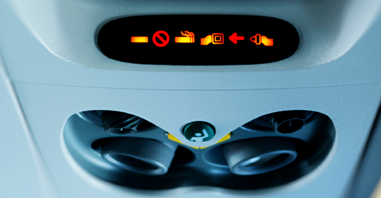 Prohibido fumar en el avión (Istock)