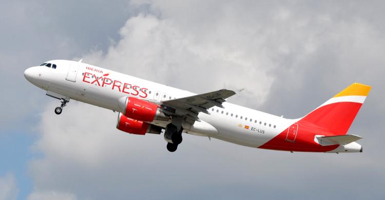Billetes a 5€ en Iberia Express (Flickr-EC-LUS)