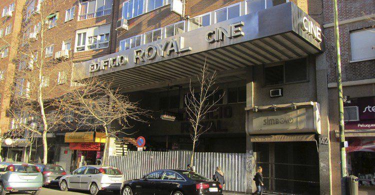 cines abandonados