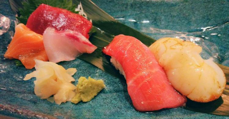 Degustación de Sushi (Ana Carolina Bermudez)