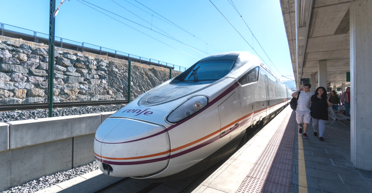 Extremadura lucha por un tren digno (Pixabay)