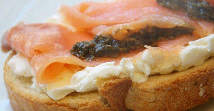 Tapa de El Grifo en León (Fuente: restaurantevinotecaelgrifo.com)