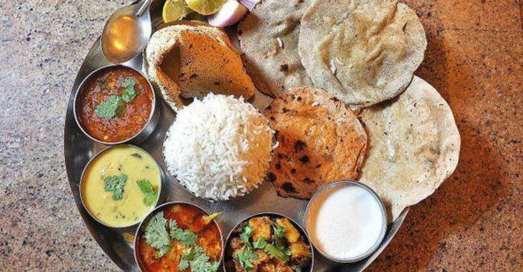 Restaurante hindú Fathe Pur (Fuente: Facebook Restaurante Fathe Pur)