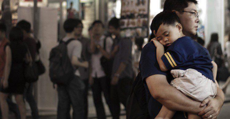 Solo un hijo en China si no quieres problemas (Fuente: martin garrido / Flickr)