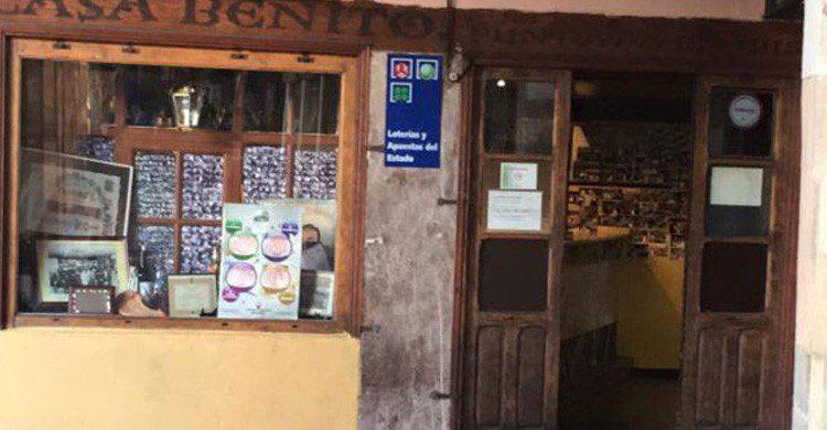 Casa Benito en León (Fuente: Facebook Casa Benito)
