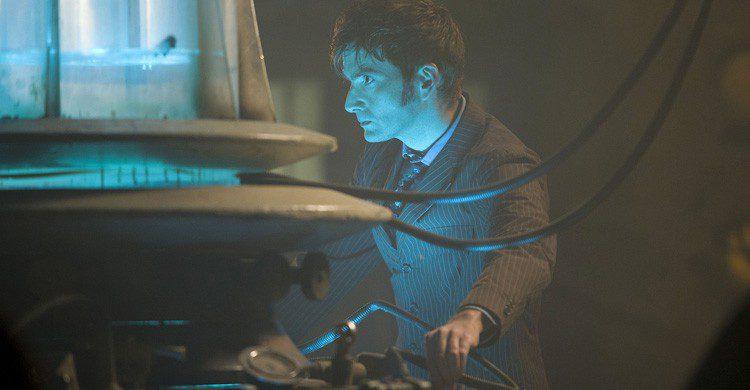 David Tennant como Doctor Who estaría prohibido en China (Fuente: doctor whos poilers / Flickr)
