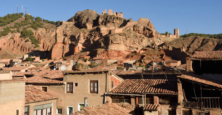 pueblos Zaragoza