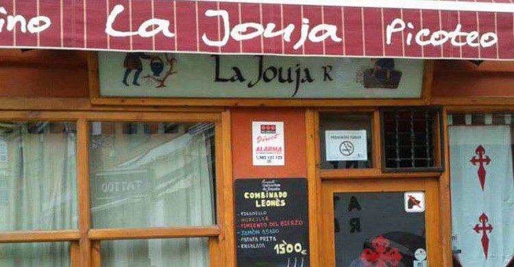 Bar La Jouja en León (Fuente: Facebook La Jouja)