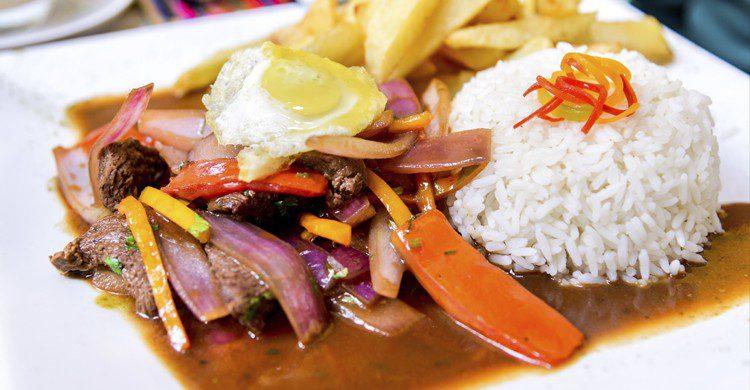 restaurantes peruanos en España