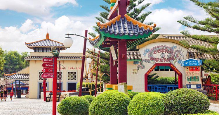Imagen de una de las zonas del parque (iStock)