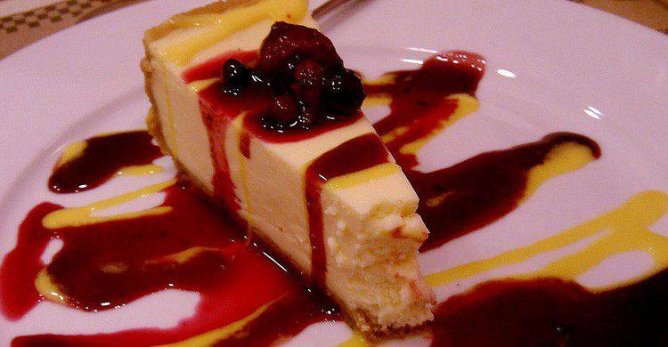 La exquisita Cheesecake de Nueva York (Fuente: José Hernandez / Flickr)