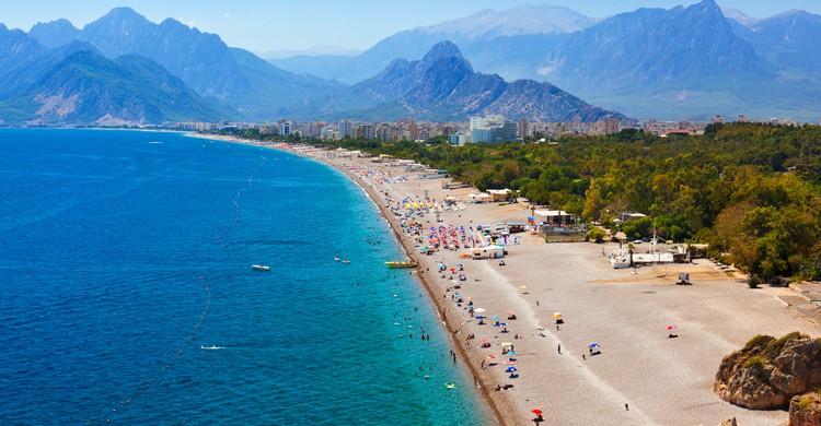 playas de turquia